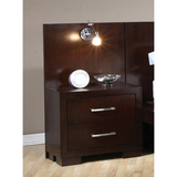 Jessica Collection Nightstand Panel