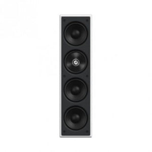Kef Speakers Ci4100QL Ultra Thin Bezel Two and a half-way Uni-Q Rectangle Home Theater & Music Speaker