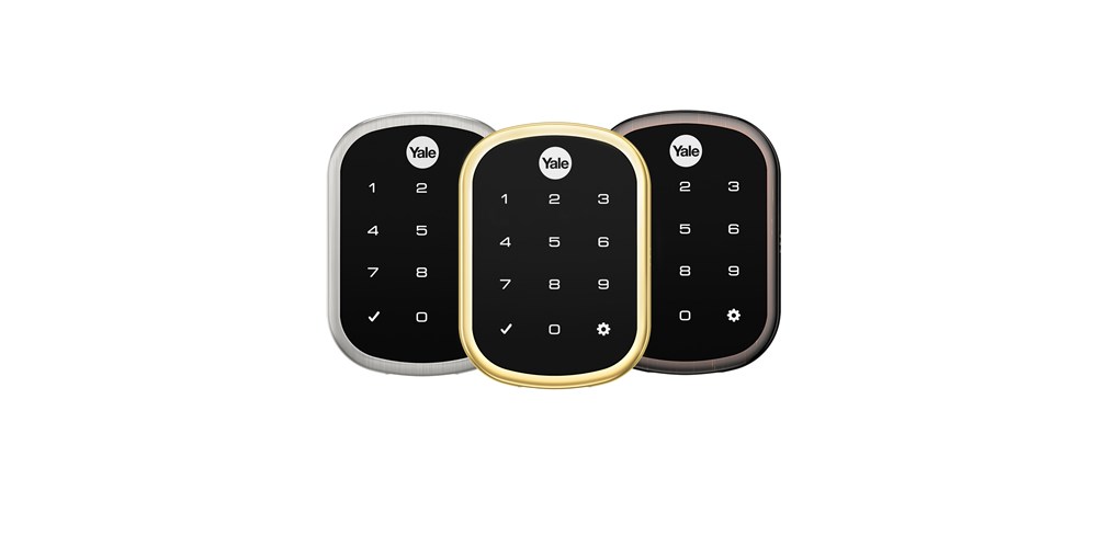 Yale YRD256ZW2-OBP #000062 SL Key Free Touchscreen Z-Wave Deadbolt - Oil Rubbed Bronze