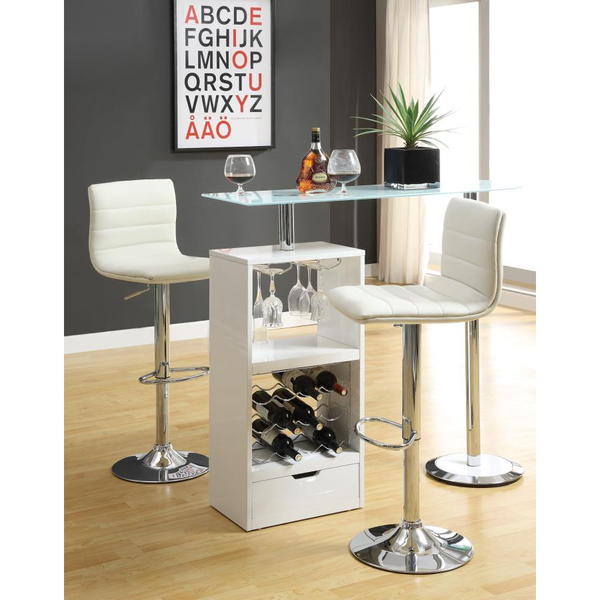 Bar Table by Coaster - HD Furniture