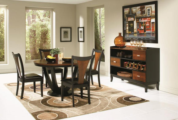 Boyer Collection 5pc Set by Coaster - HD Furniture