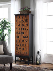 Accent Cabinet by Coaster