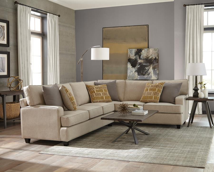 Emmet Sectional by Coaster