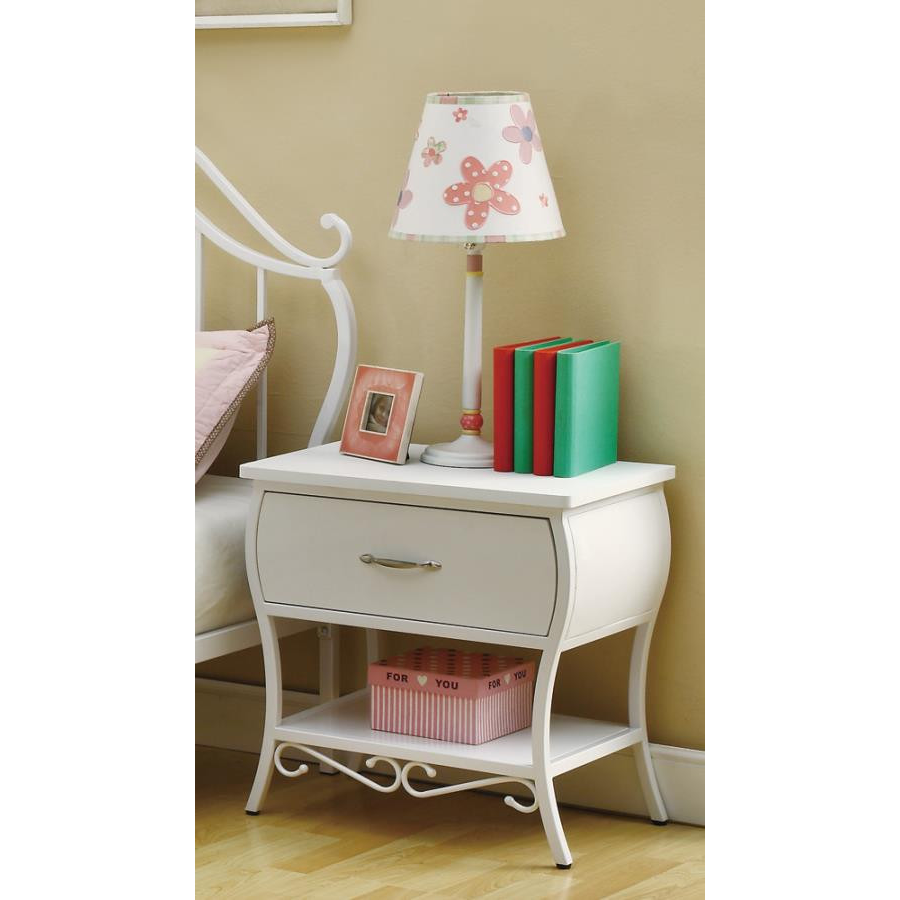 Bella Collection Nightstand by Coaster - HD Furniture