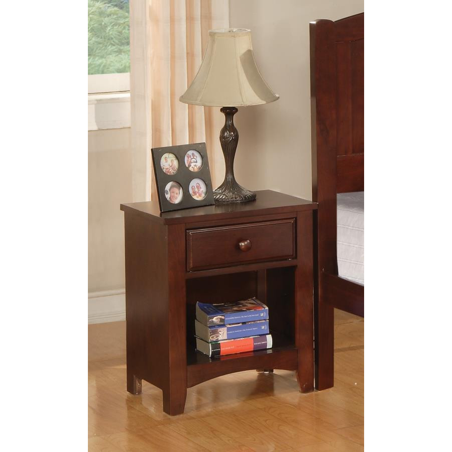 Parker Collection Nightstand by Coaster