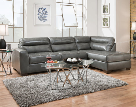Greystone Collection Sectional