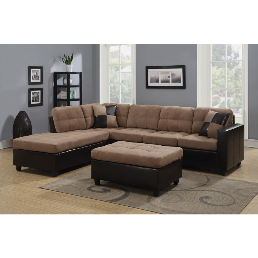 Mallory Collection Sectional by Coaster