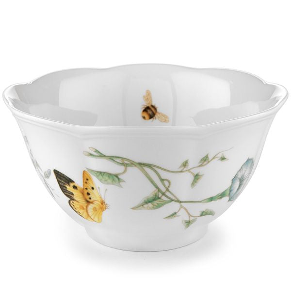 Butterfly Meadow® Rice Bowl by Lenox - HD Furniture