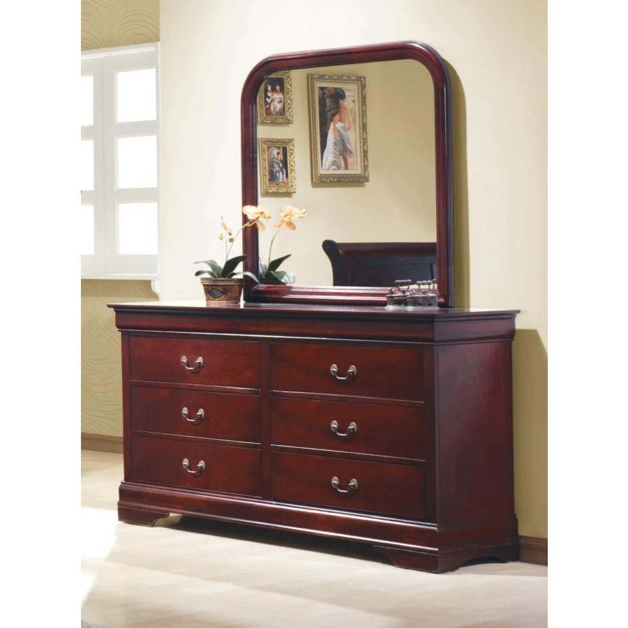 Louis Philippe Dresser by Coaster