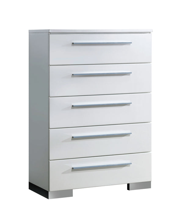 Bruce Contemporary Chest - HD Furniture