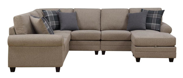 Summerland Sectional by Coaster