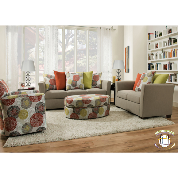 Simmons Loveseat U185