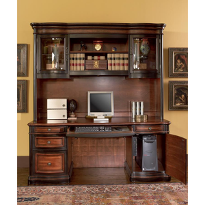 Office Credenza and Hutch by Coaster