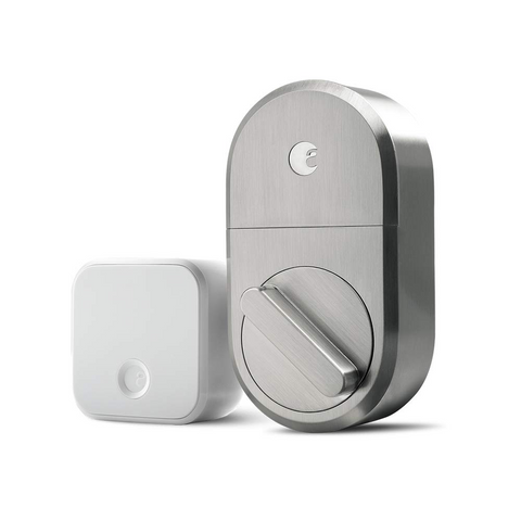 August SL04-C03-N04 Smart Lock + Connect