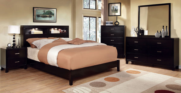 Logan Contemporary King Bed