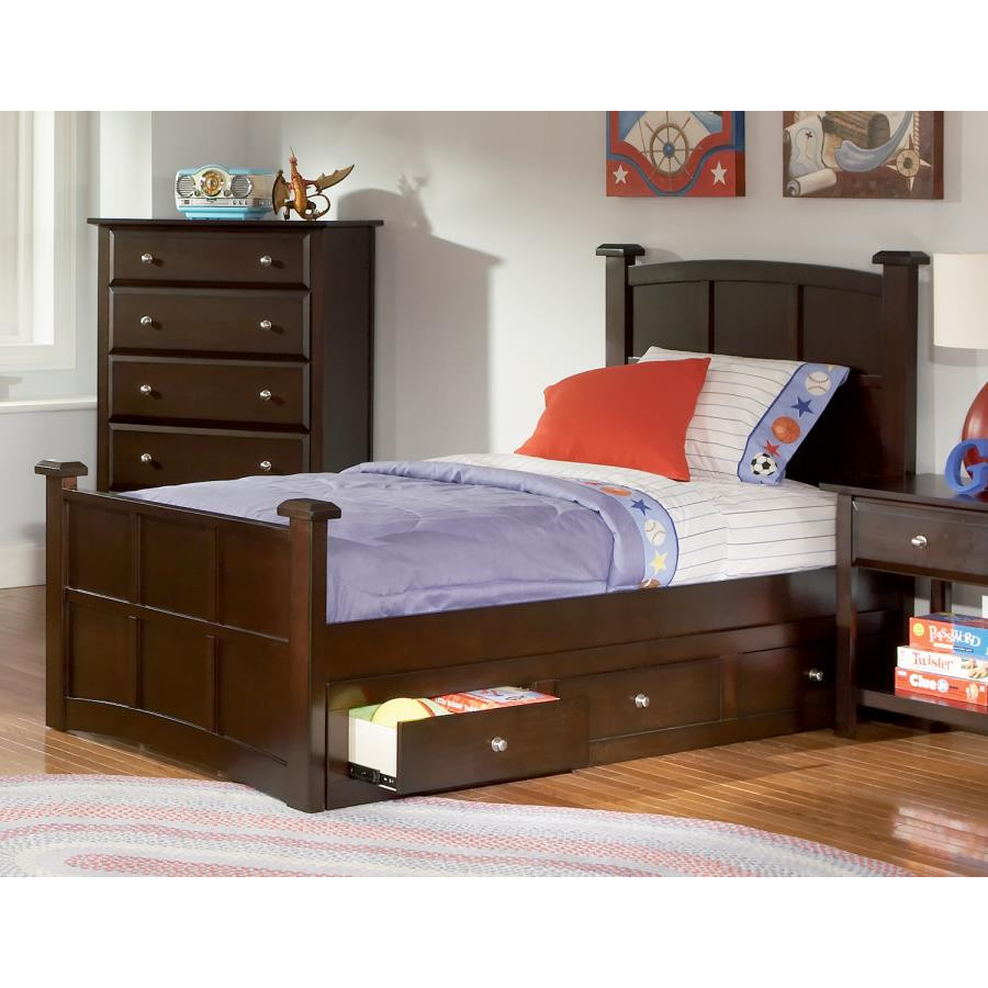 Jasper Collection Twin Bed