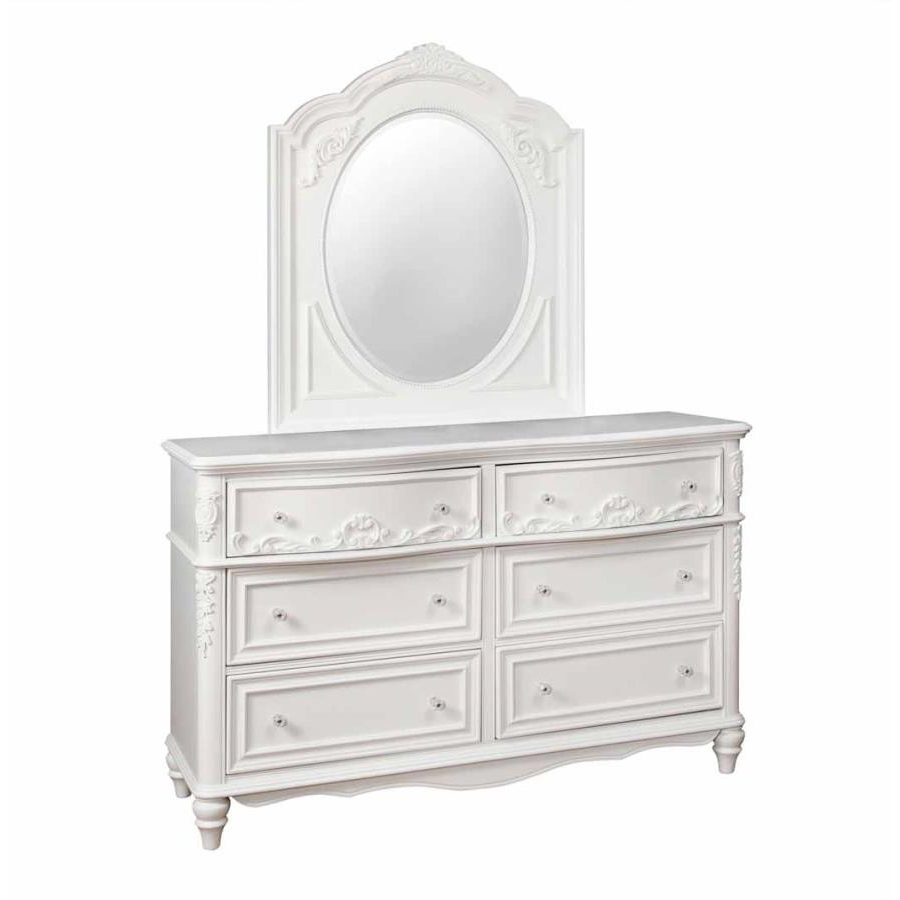 Caroline Collection Dresser by Coaster - HD Furniture