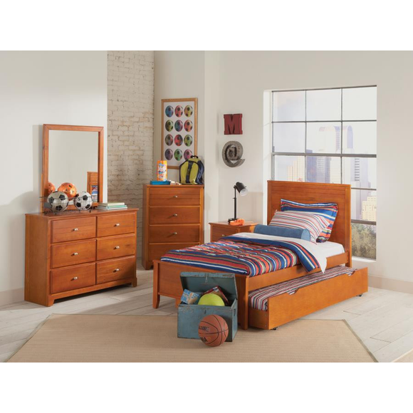Ashton Collection Twin 4pc. Set - HD Furniture