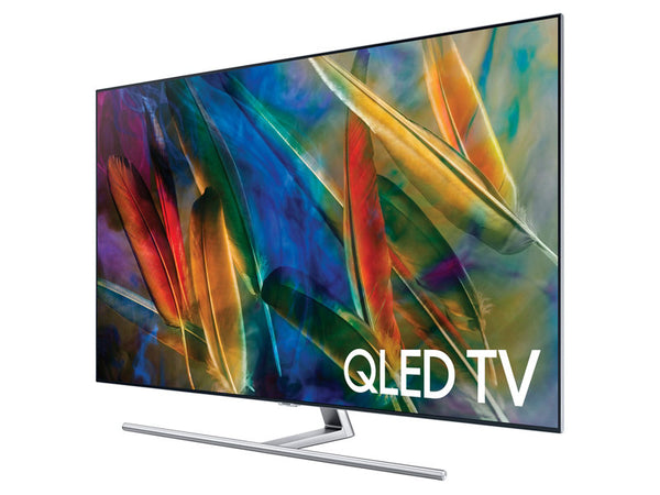 QN75Q7FAMFXZA 75-Inch 4K Ultra HD QLED Smart TV - 4K HDR Elite - 240 Motion Rate