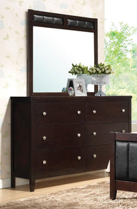 Carlton Collection Dresser by Coaster - HD Furniture