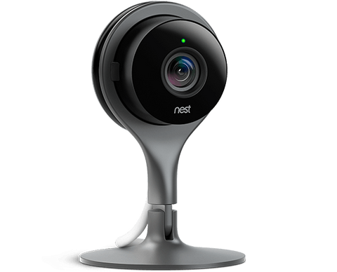 Nest Labs Nest Cam Anthracite Indoor Security Camera Pro