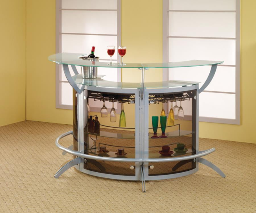 Bar Unit by Coaster - HD Furniture