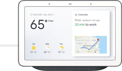 Nest Labs WNGOGA00515US Google Home Hub