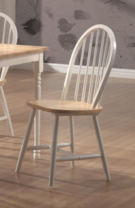 Wood Dinette Chair (pack of 4) by Coaster