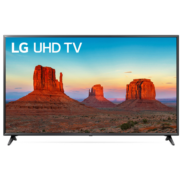 LG Electronics 65UK6090 65-Inch 4K Smart LED TV