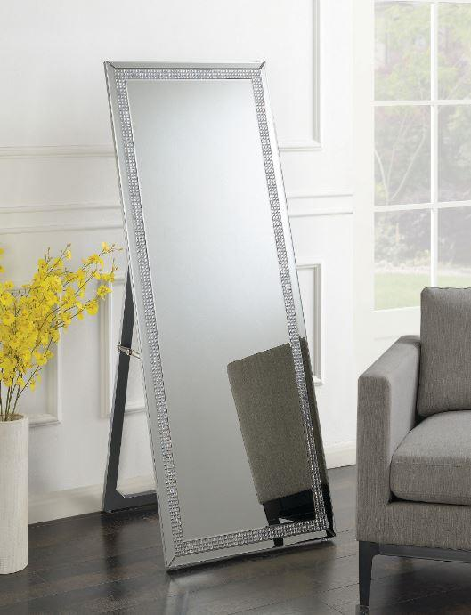 Cheval Mirror by Coaster - HD Furniture