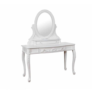 Caroline Collection Vanity Desk by Coaster - HD Furniture