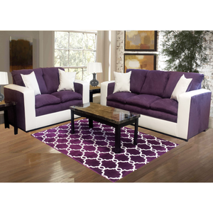 U469 Loveseat by HD Furniture