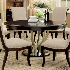 Soleen Transitional Dining Table