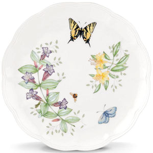 "Butterfly Meadow® Tiger Swallowtail 10.75"" Dinner Plate by Lenox24.99 - HD Furniture"