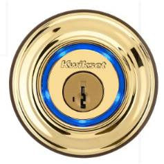 Kwikset Kevo 99250-001 Bluetooth Electronic Lock-Polished Brass