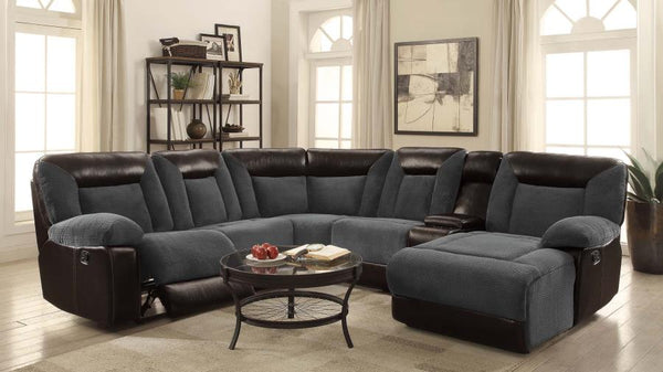 Cybel Collection Sectional by Coaster - HD Furniture