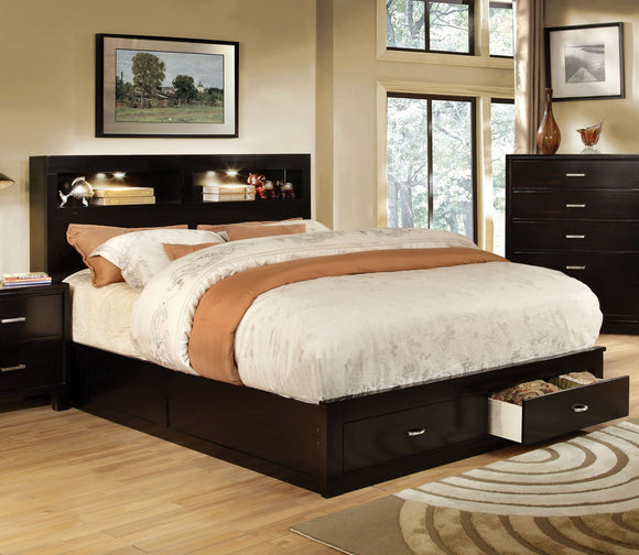 Logan II Contemporary Cal. King Bed