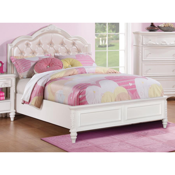 Caroline Collection Twin Bed by Coaster - HD Furniture