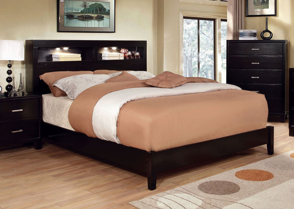 Logan Contemporary Queen Bed
