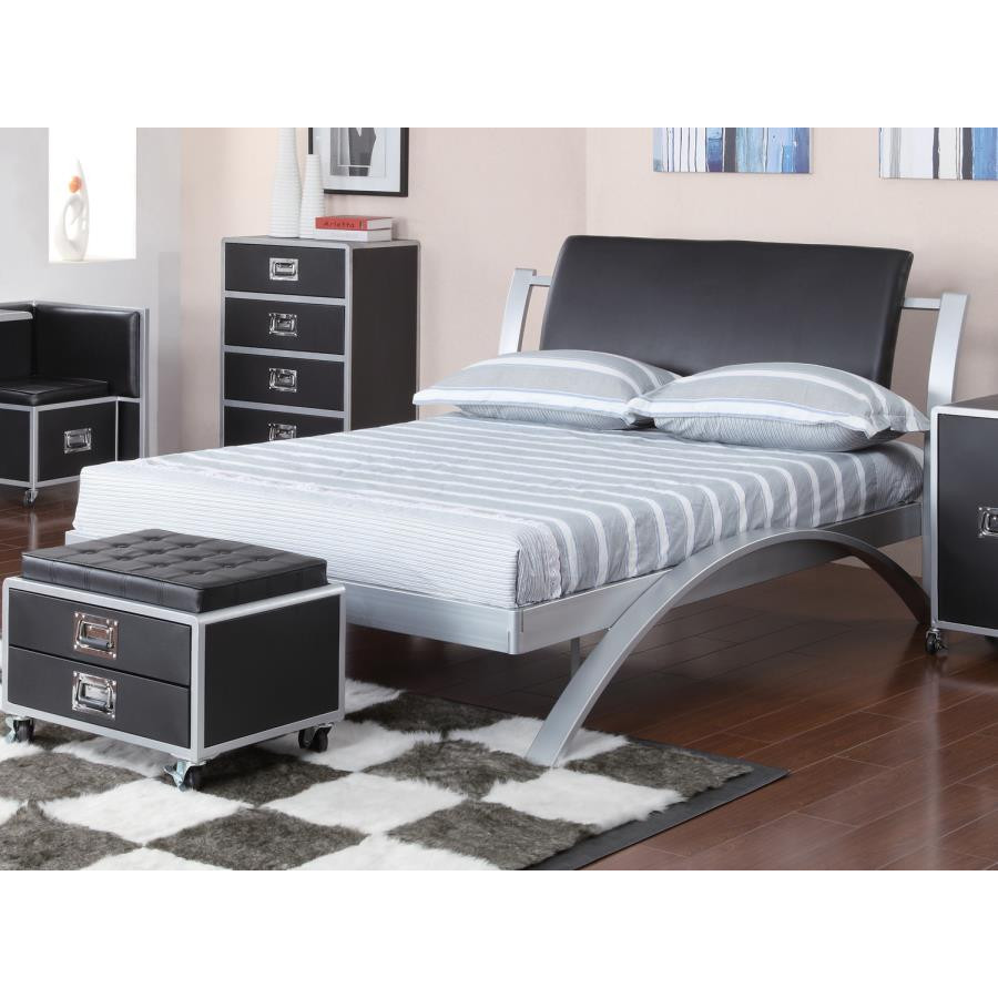 Leclair Collection Twin Bed by Coaster