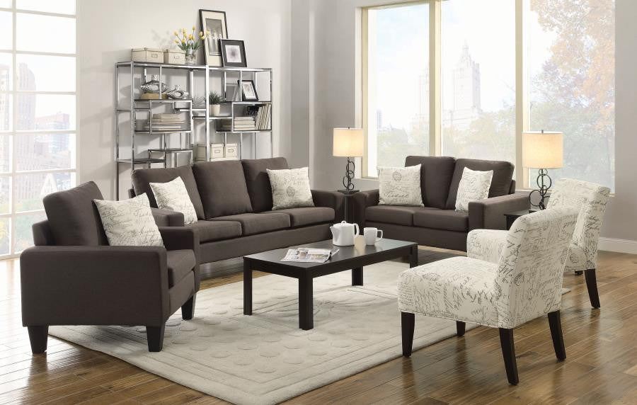 Bachman Collection by Coaster (Sofa, Loveseat and Chair)