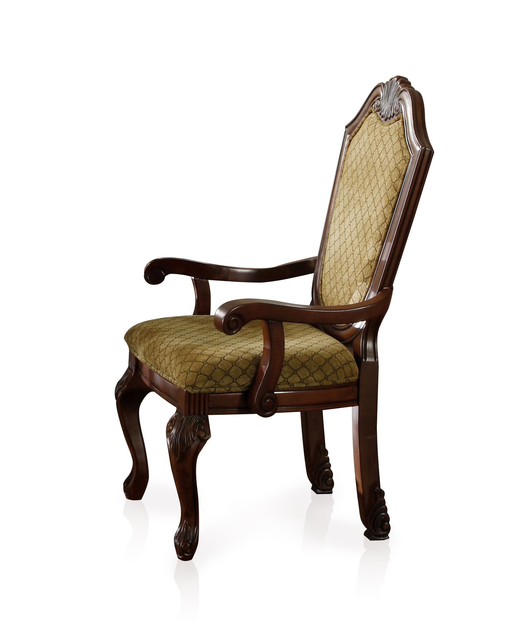 Claris Transitional Arm Chair