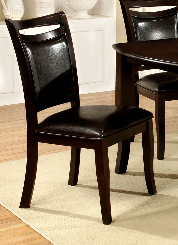 Donnelly Transitional Side Chair