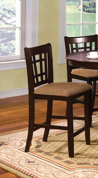 Iona Transitional Counter Height Chairs