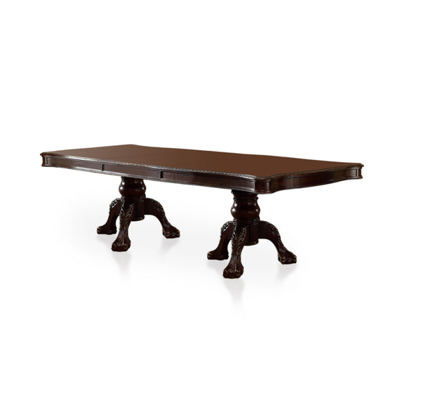 Monerelli Traditional Formal Dining Table