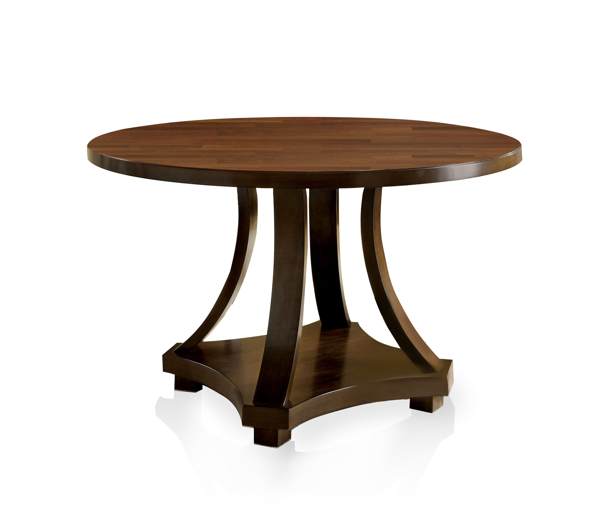 Restin Transitional Round Dining Table
