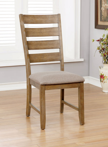 Omber Transitional Side Chair