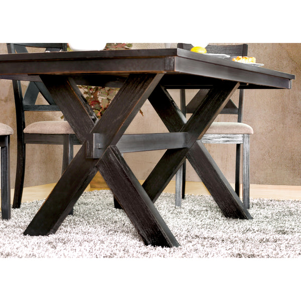 Xandra Transitional Dining Table