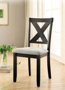 Xandra Transitional Side Chairs