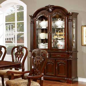 Edith Traditional Hutch and Buffet